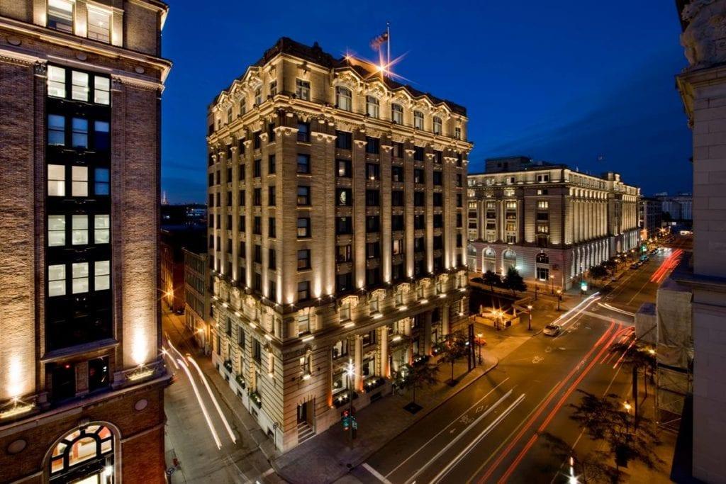 Hotel St Paul Montréal