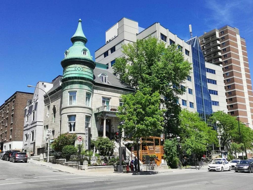 Hotel de Paris Montréal