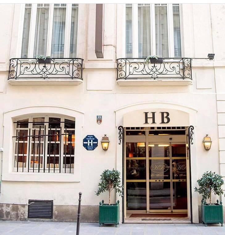 Hotel de la Bretonnerie Paris