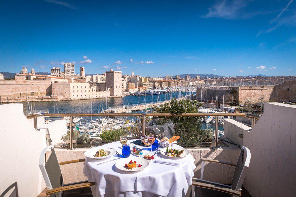 Les Trois Forts Marseille