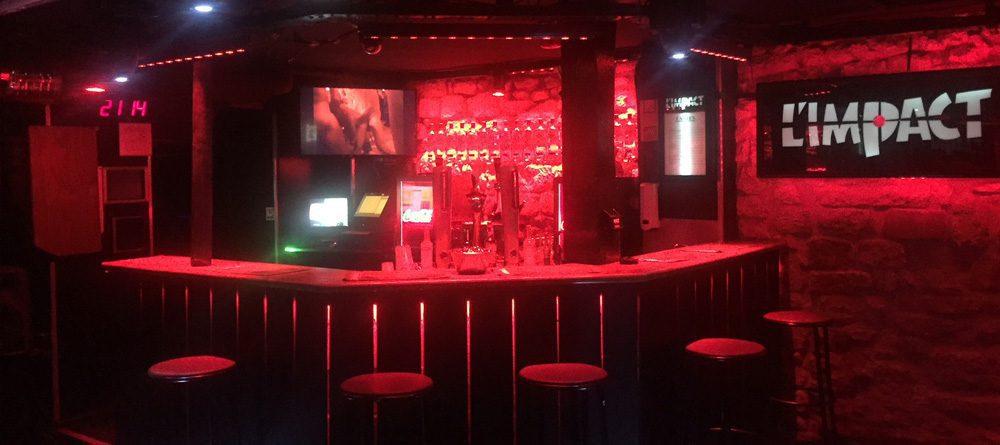L'Impact Sauna Club Paris