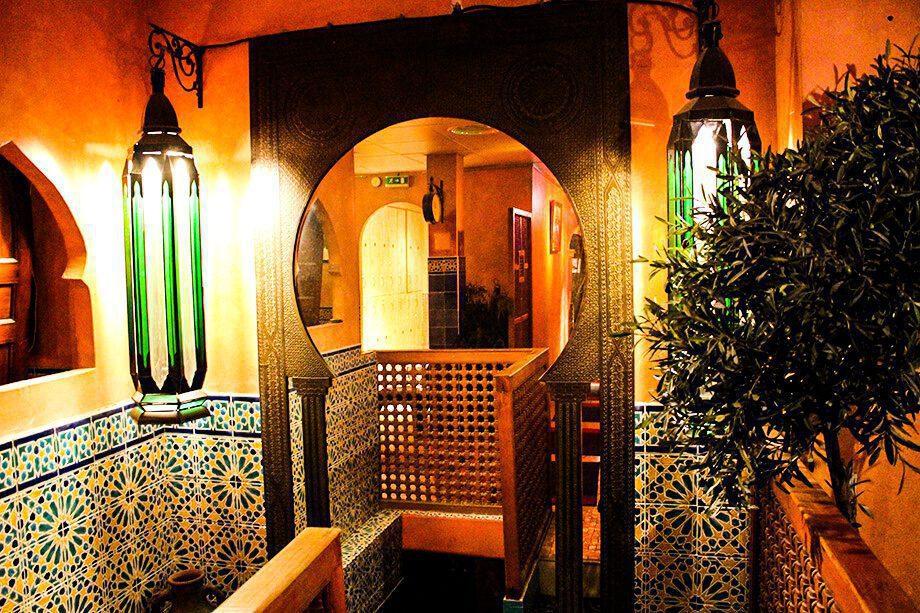 Le Riad Sauna Paris