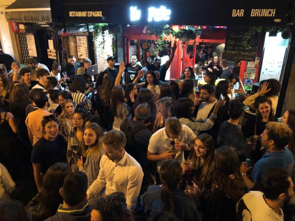 Les Piétons - Restaurant et bar à tapas Paris