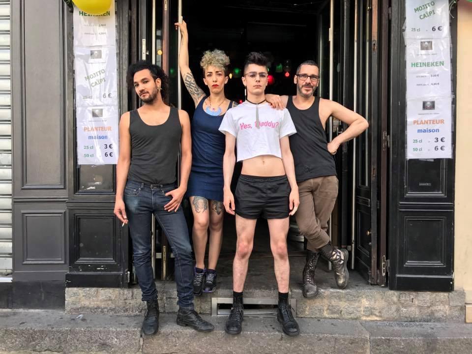 Les Souffleurs Paris