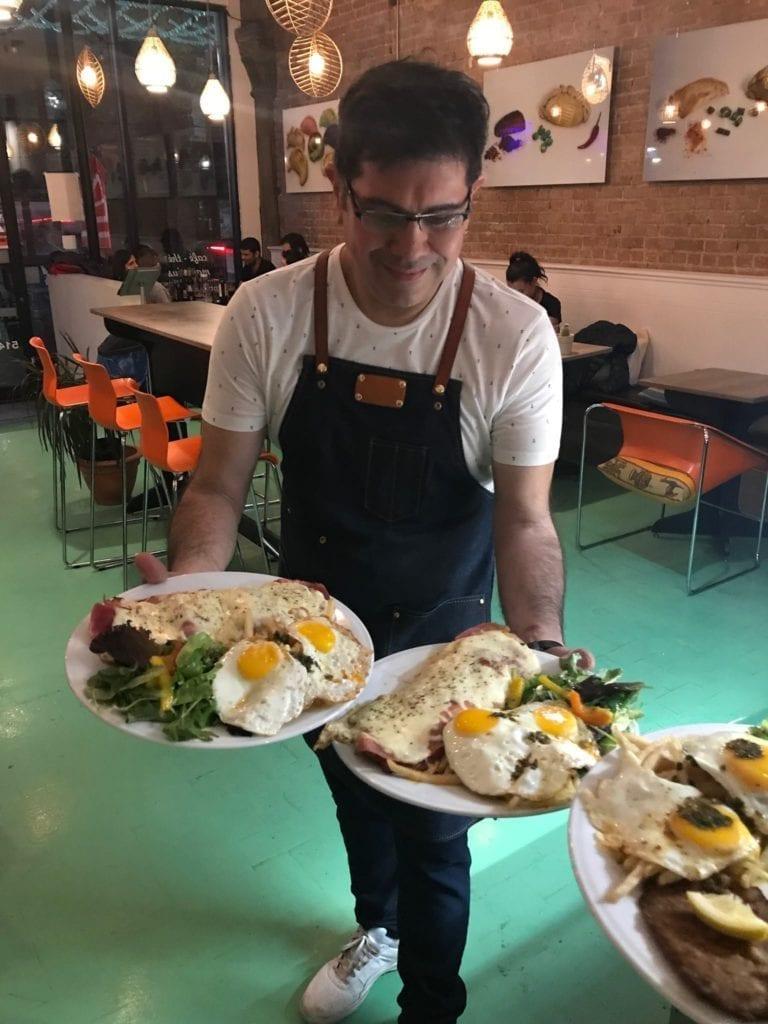Les empanadas Pachamama Montréal