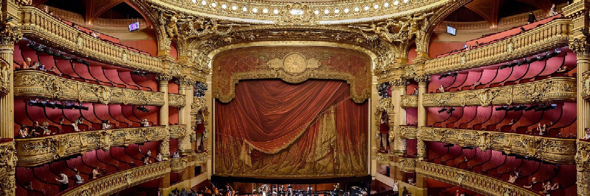 Opéra Palais Garnier Paris
