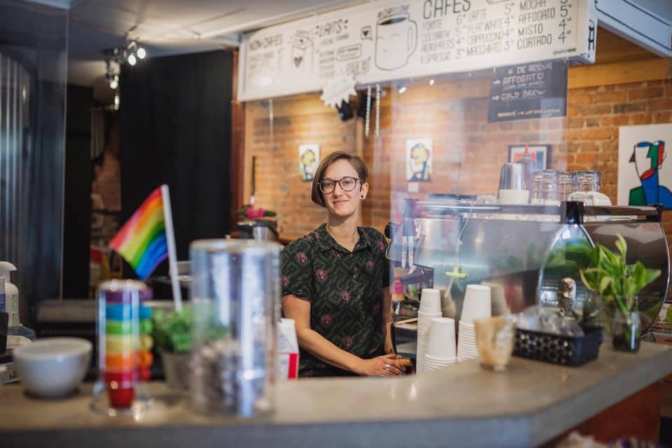 Pourquoi Pas espresso bar Montréal