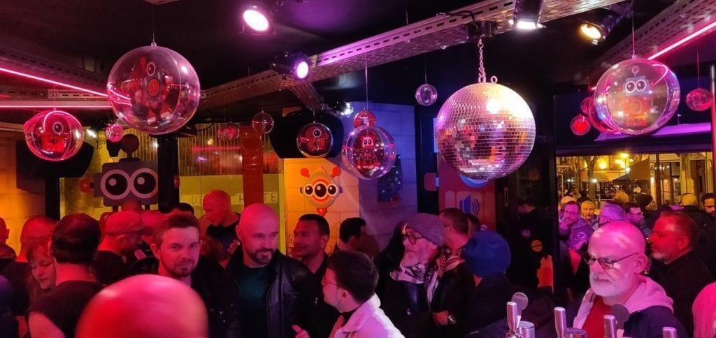 Quetzal Bar Paris