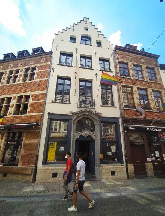 Rainbow House Bruxelles