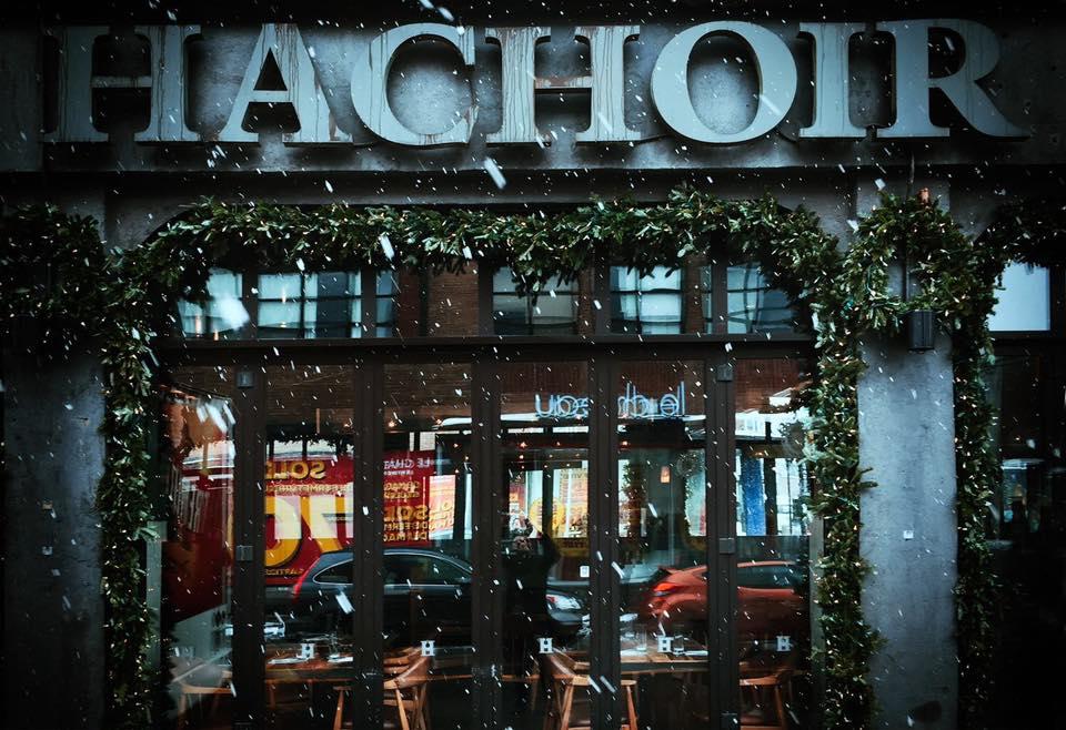 Restaurant Hachoir Montréal