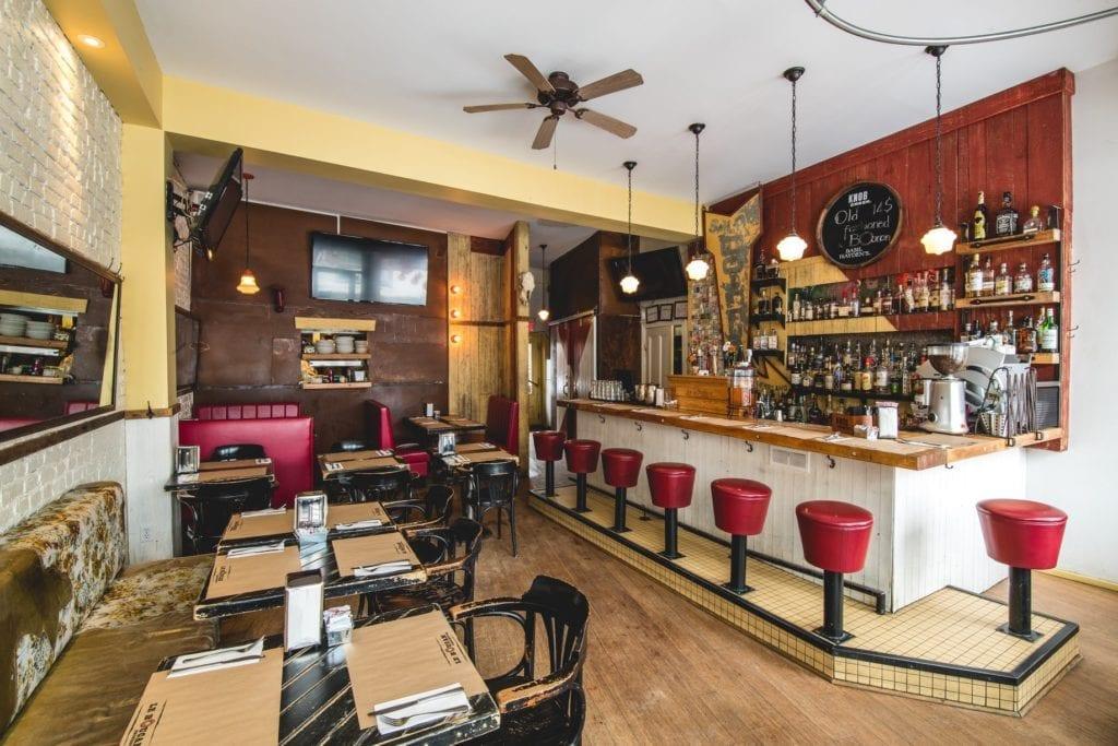 Restaurant Le Boucan Montréal