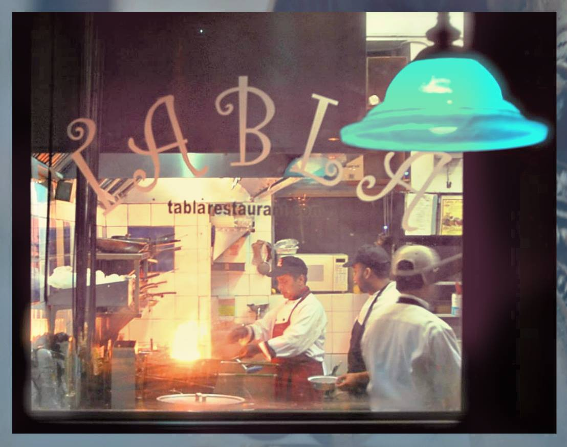 Restaurant Tabla Village Montréal