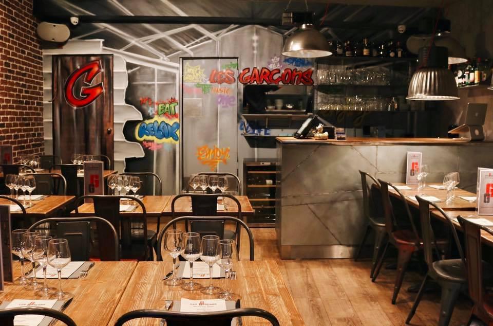 Restaurant les Garçons Nice