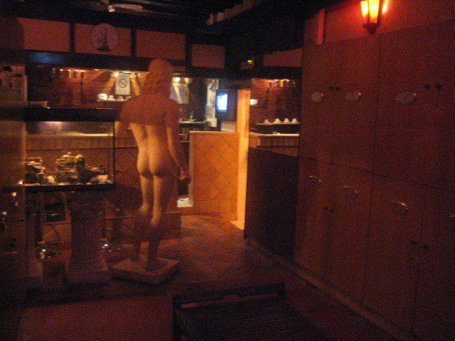 Sauna Le Mykonos Paris