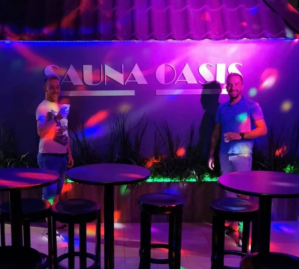 Sauna Oasis Montréal