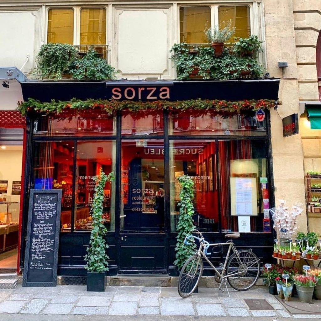 Sorza Restaurant Paris