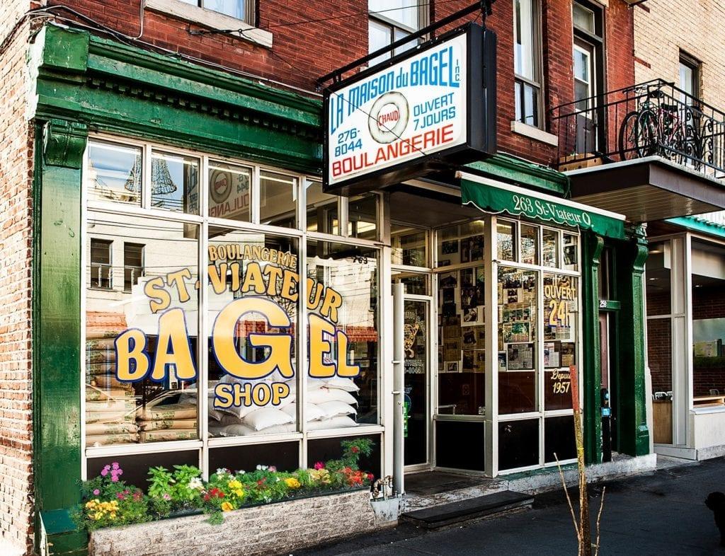 St-Viateur Bagel Montréal