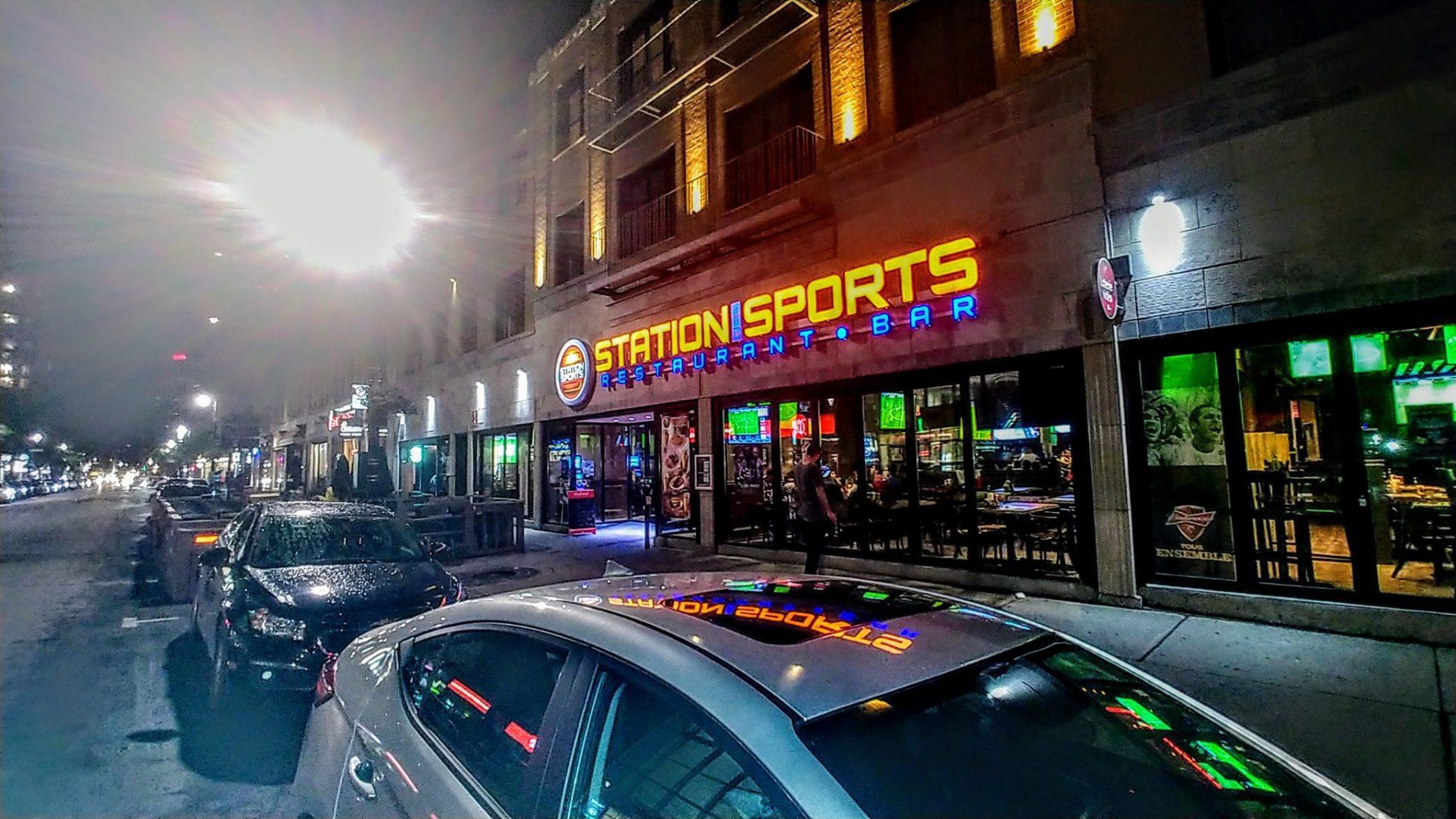 Station des Sports Montréal