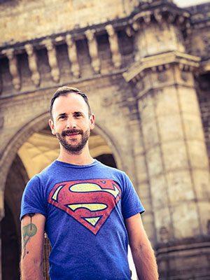 Danny Kronstrom du Gay Voyageur