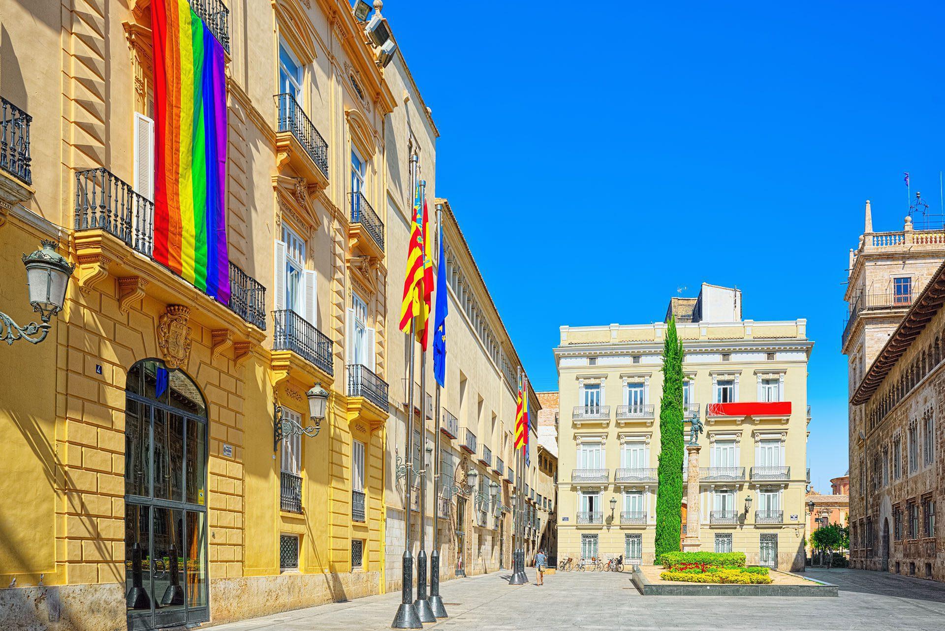 Découvrir gay de Valence