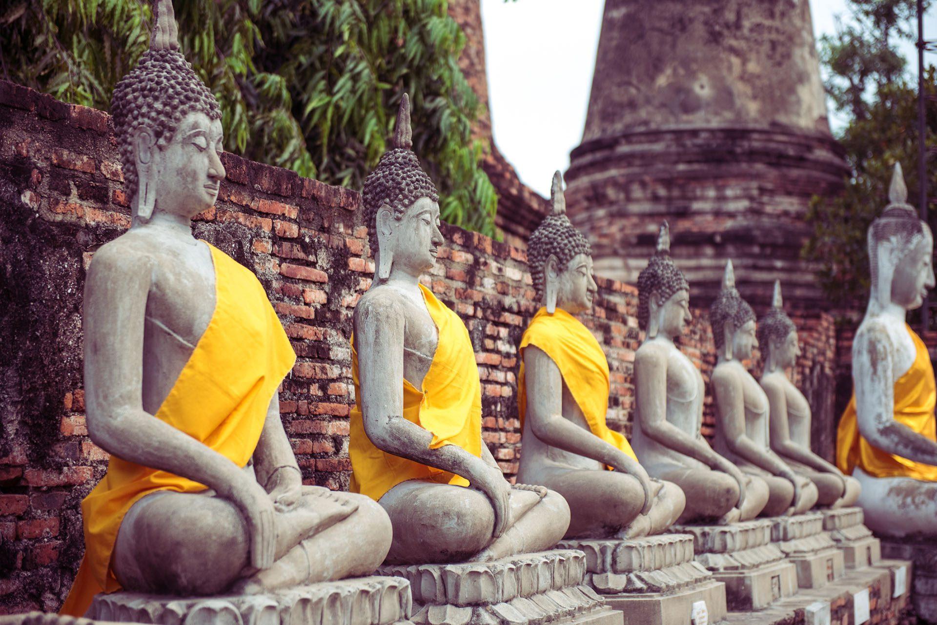 Destination gay d'Ayutthaya