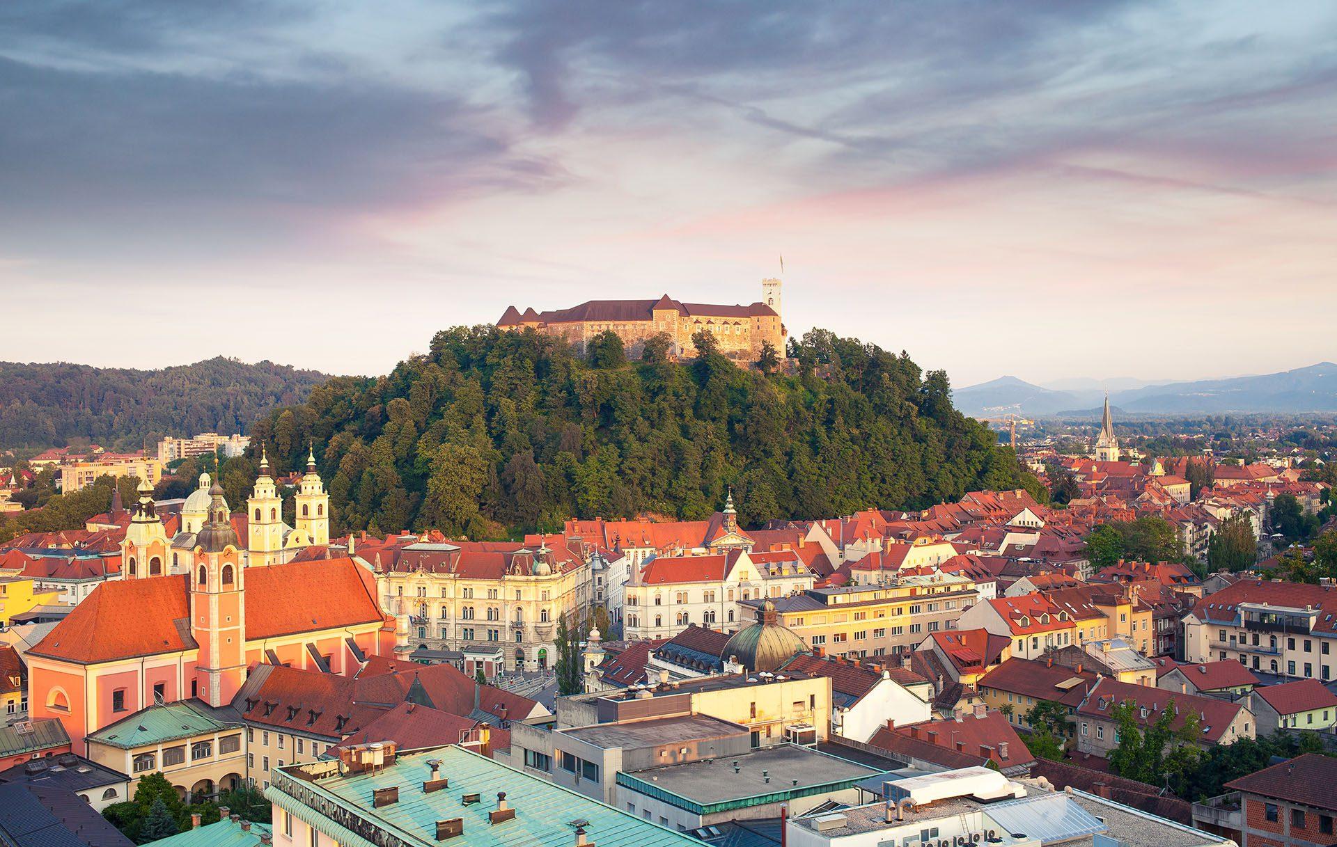 Destination gay de Guide gay de Ljubljana