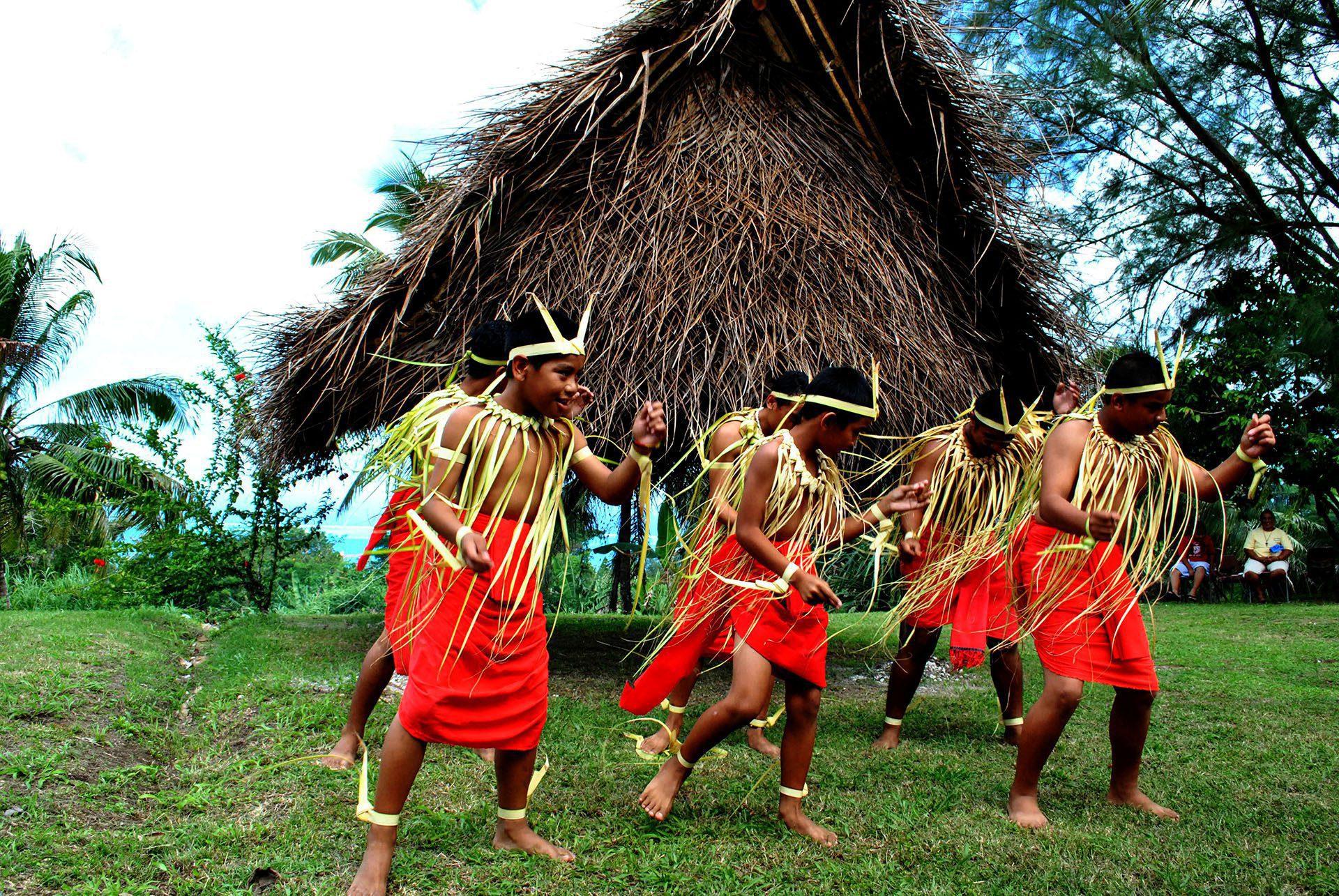 Destination gay de la Micronésie