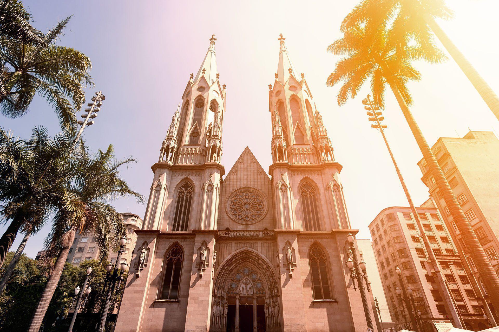 Destination gay de Sao Paulo
