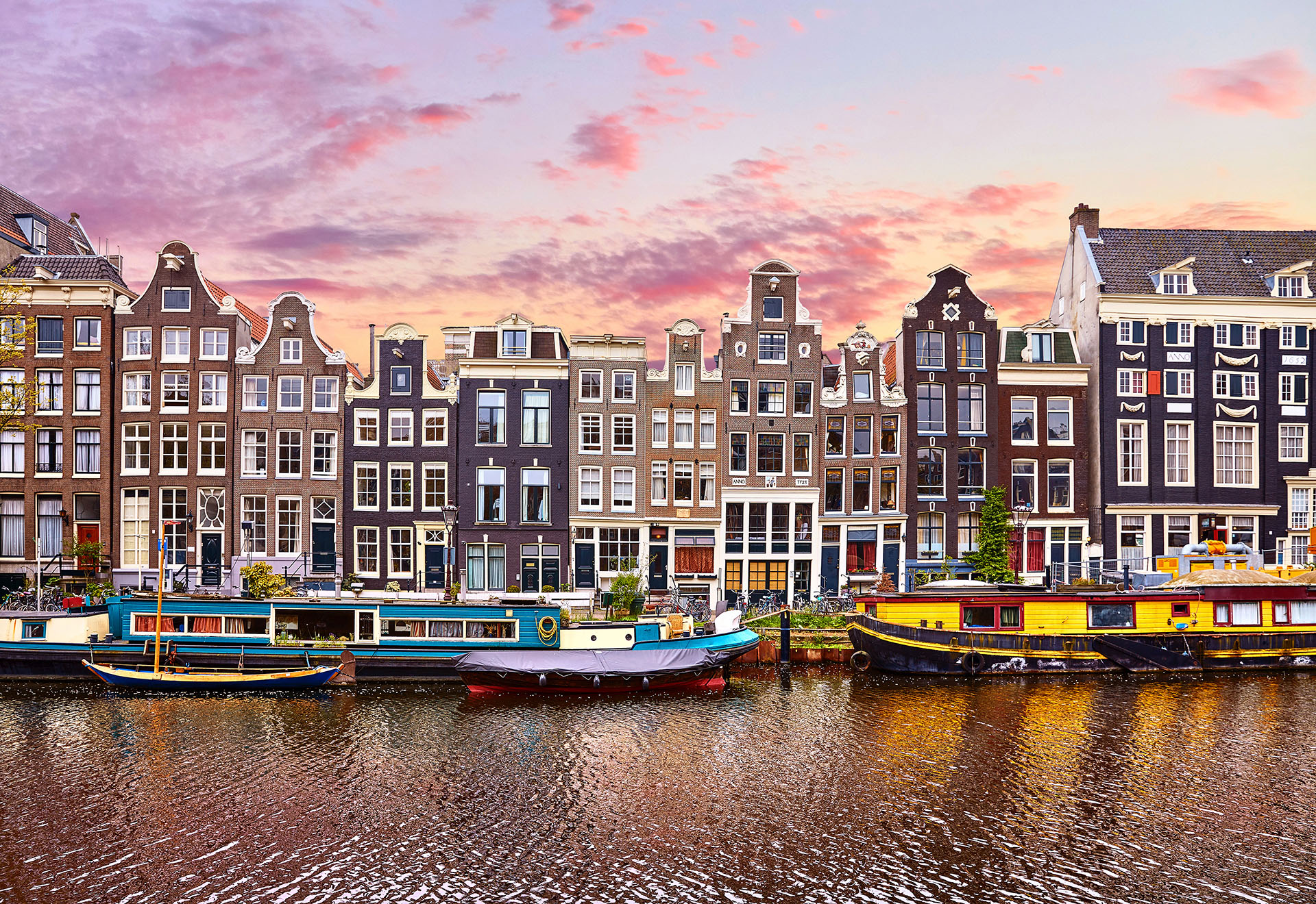 Destination gay d'Amsterdam