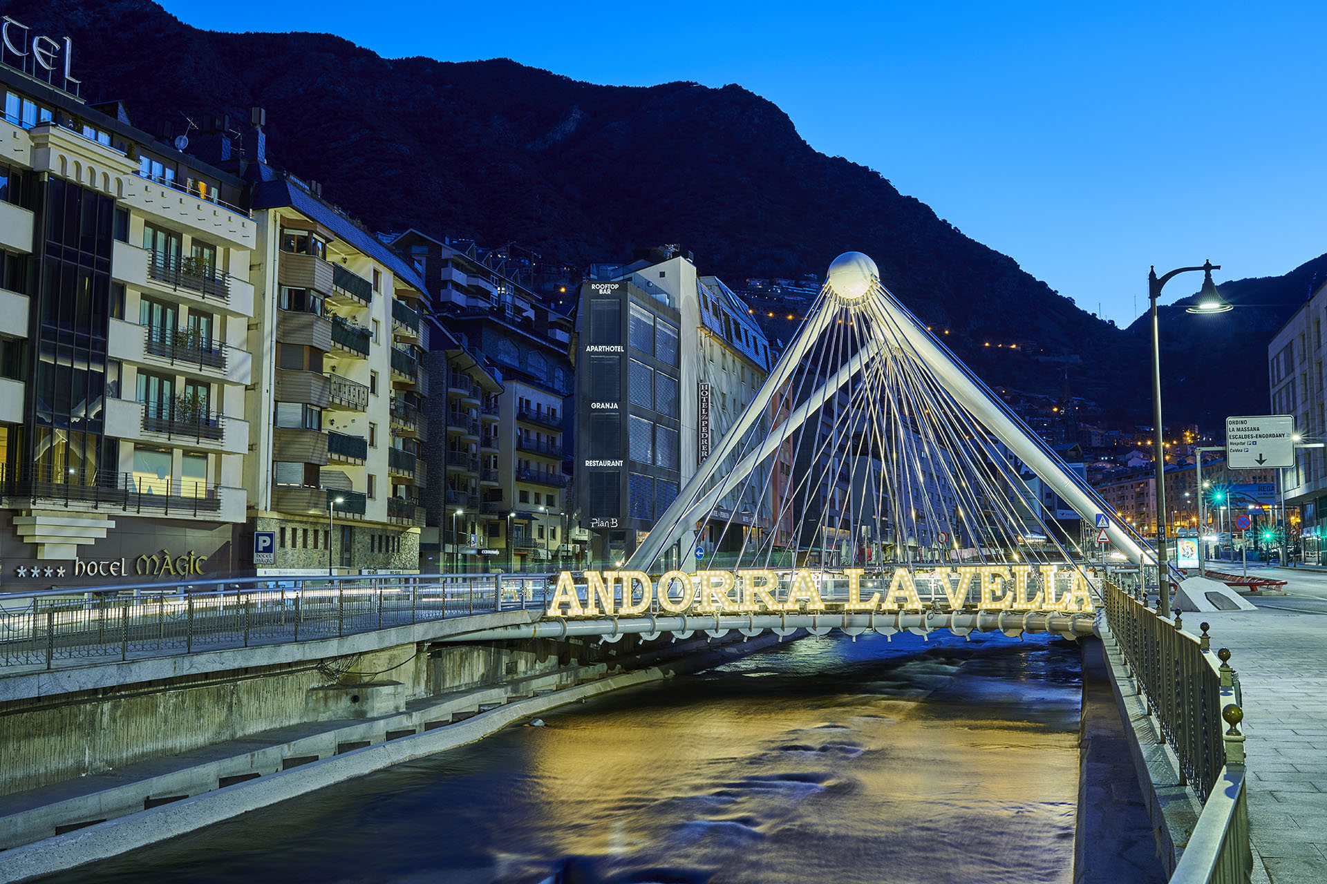 Destination gay Andorre-la-Vielle