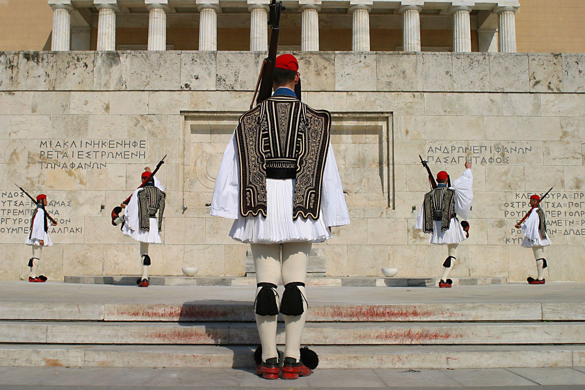 Destination gay d'Athènes