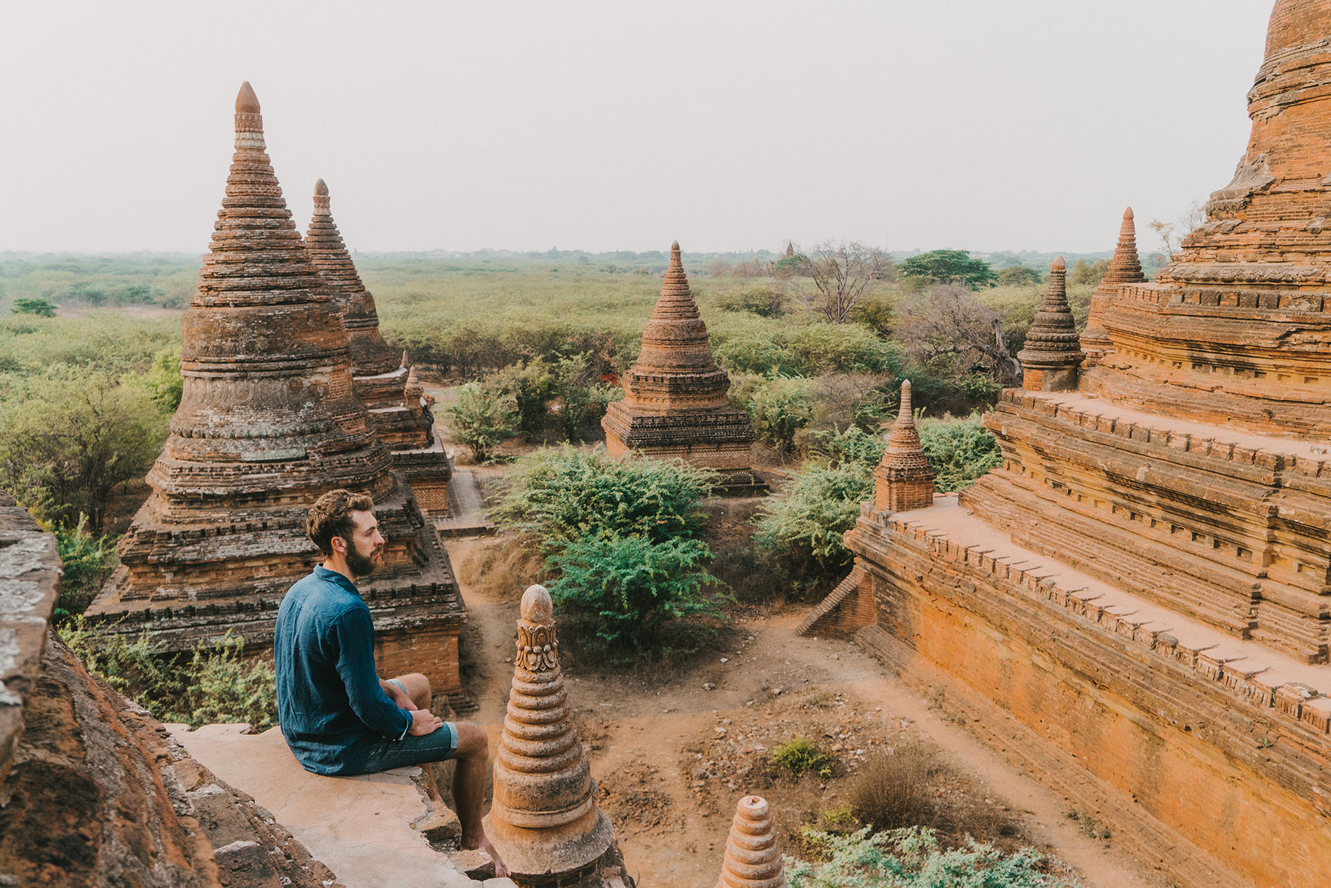 Destination gay de Bagan