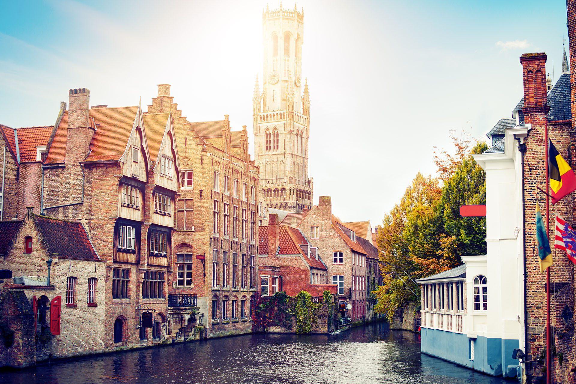 Destination gay de la Belgique