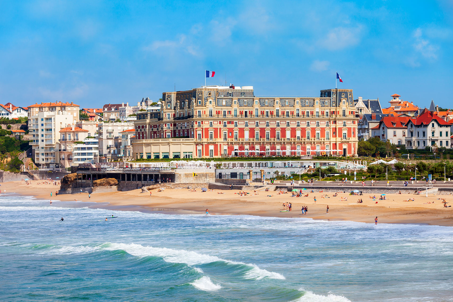 Destination gay de Biarritz