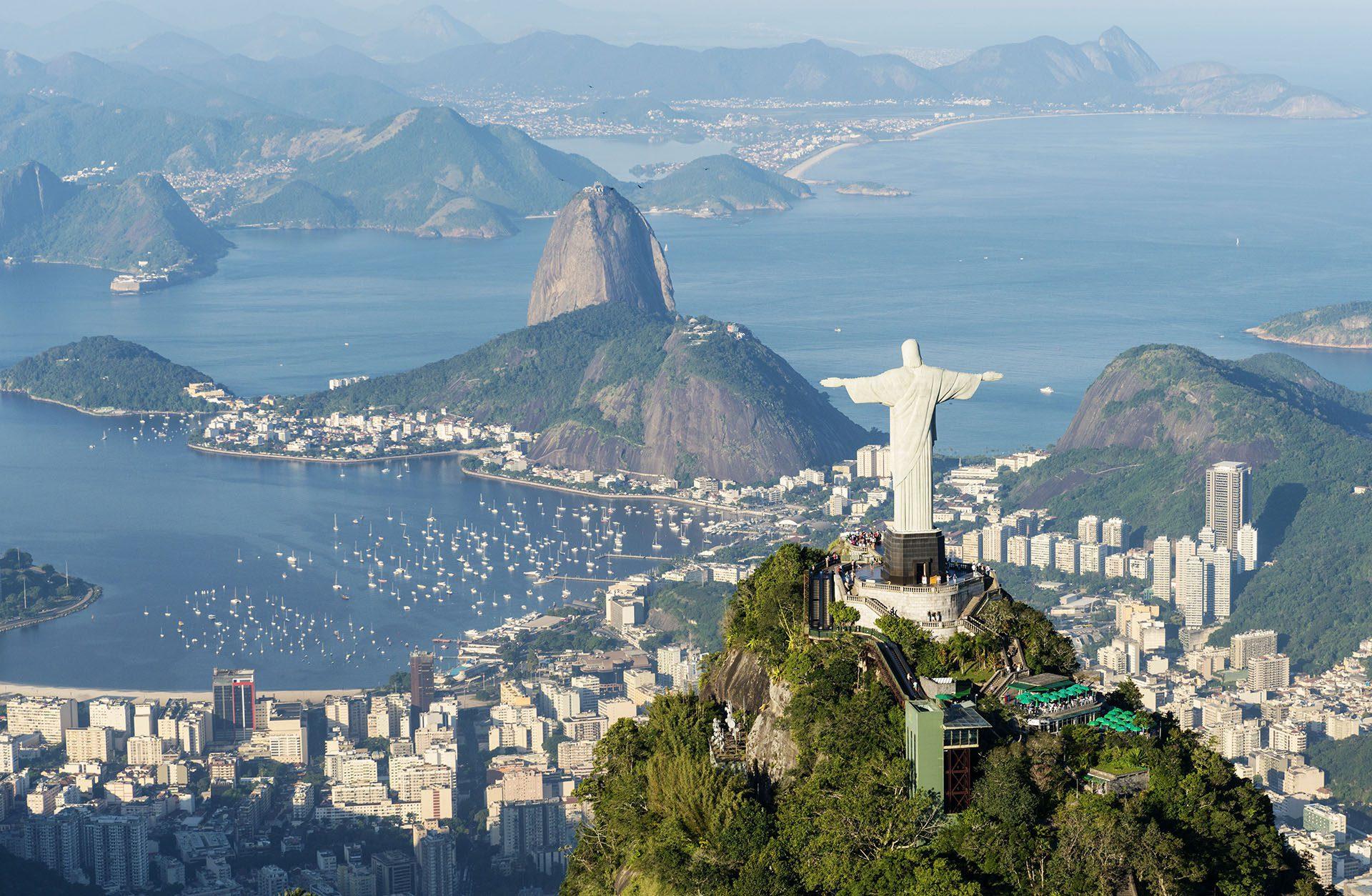Destination gay du Brésil