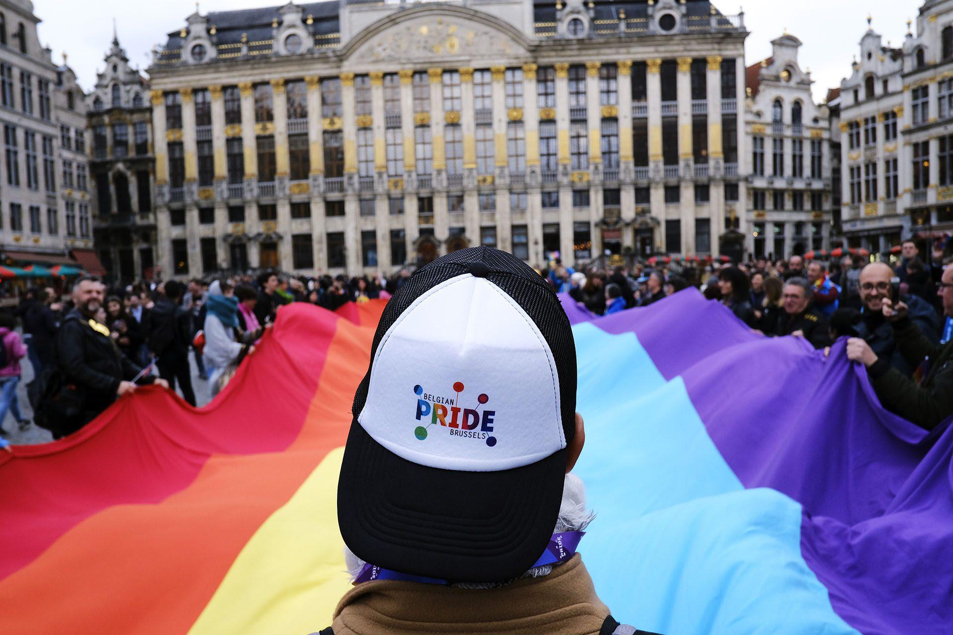 Destination gay de Bruxelles