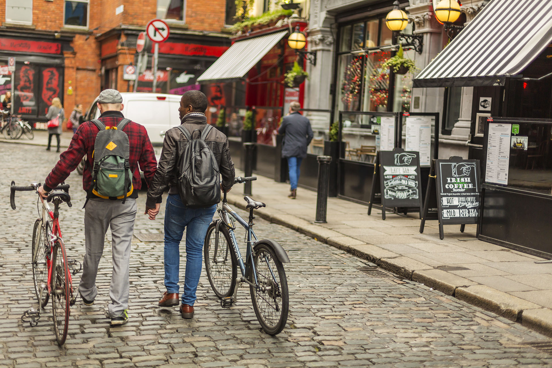 Destination gay de Dublin