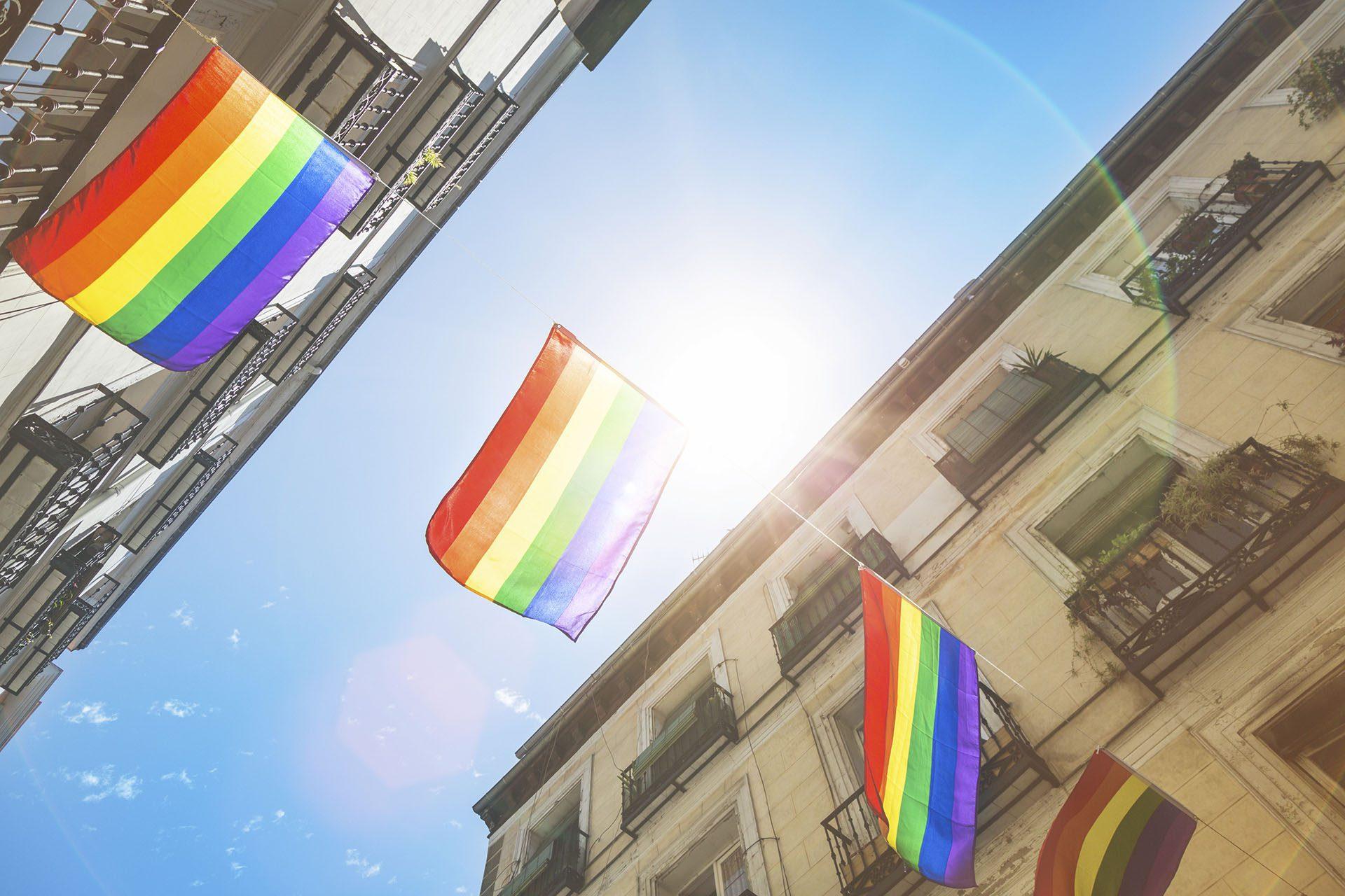 Destination gay de l'Espagne