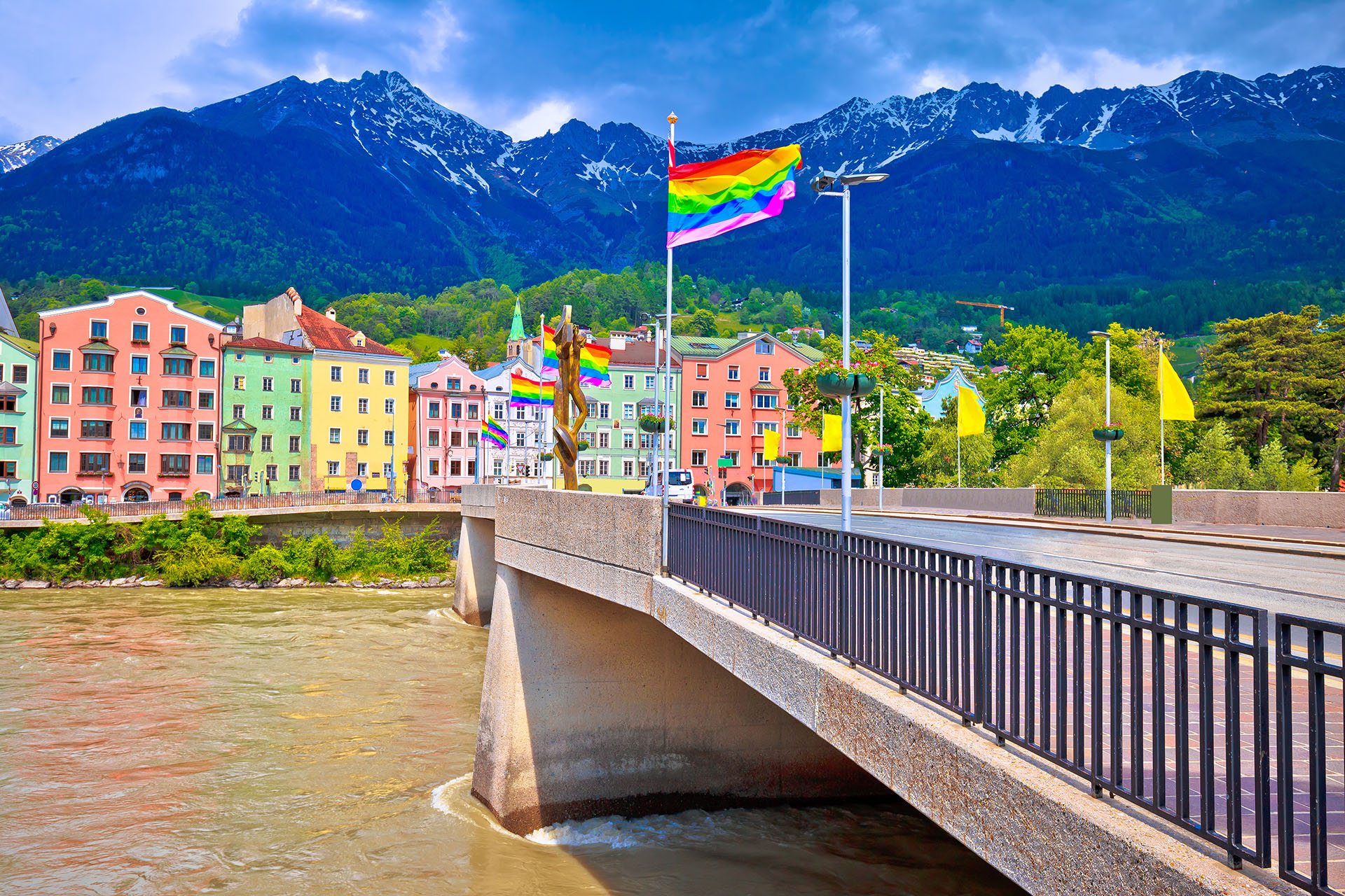Destination gay d'Innsbruck