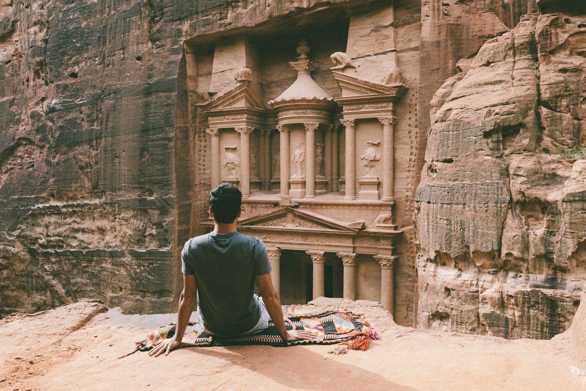 Destination gay de la Jordanie