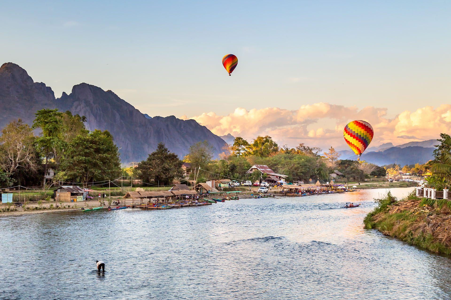 Destination gay du Laos