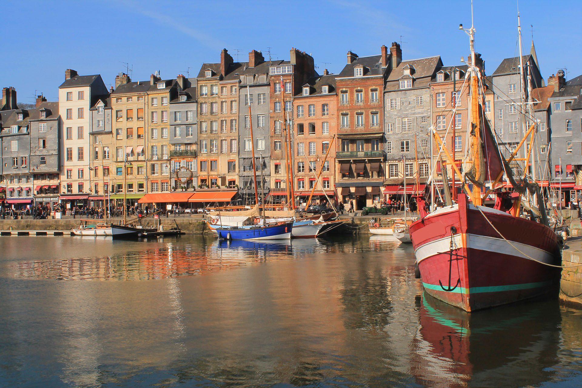 Destination gay Le Havre