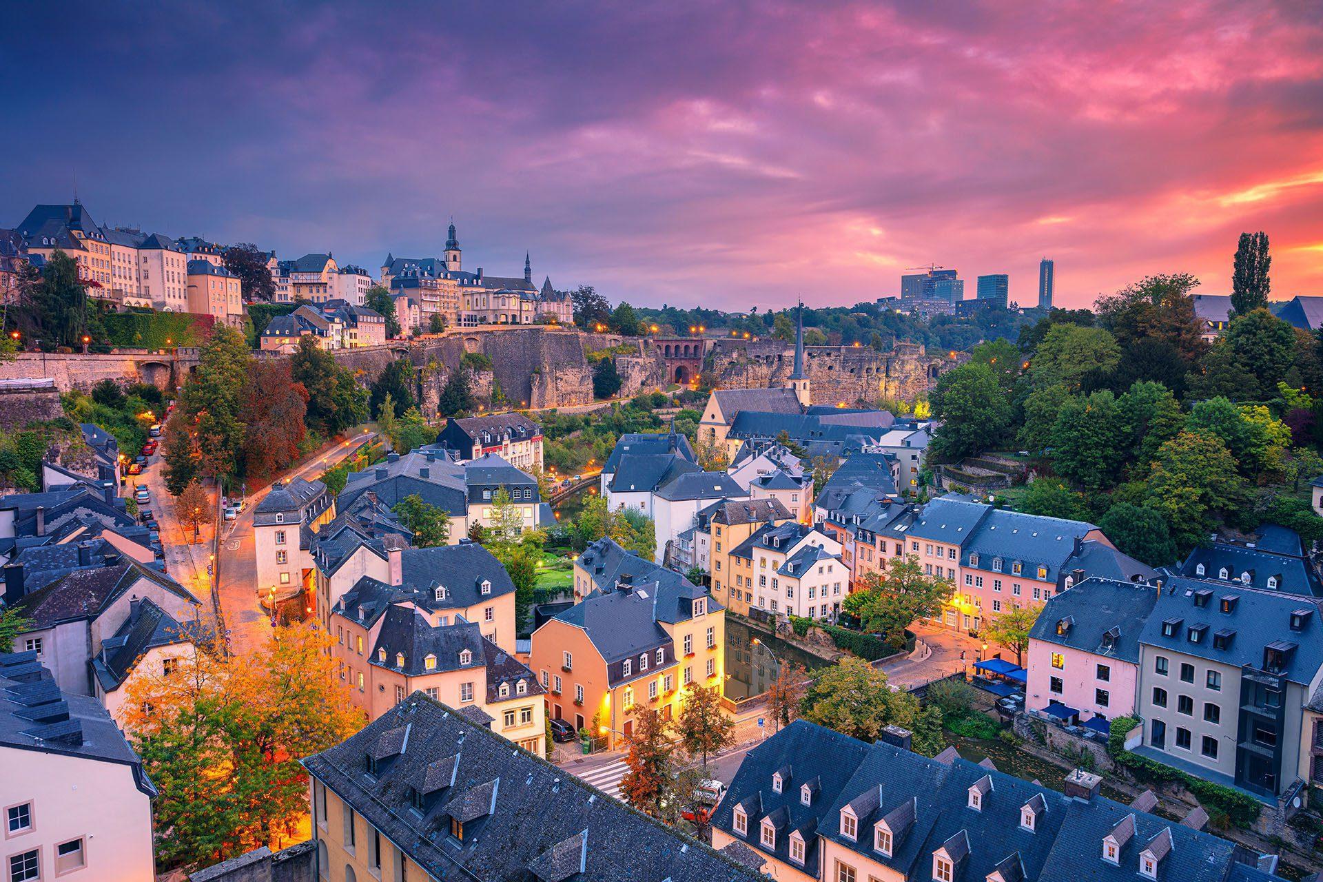 Destination gay du Luxembourg