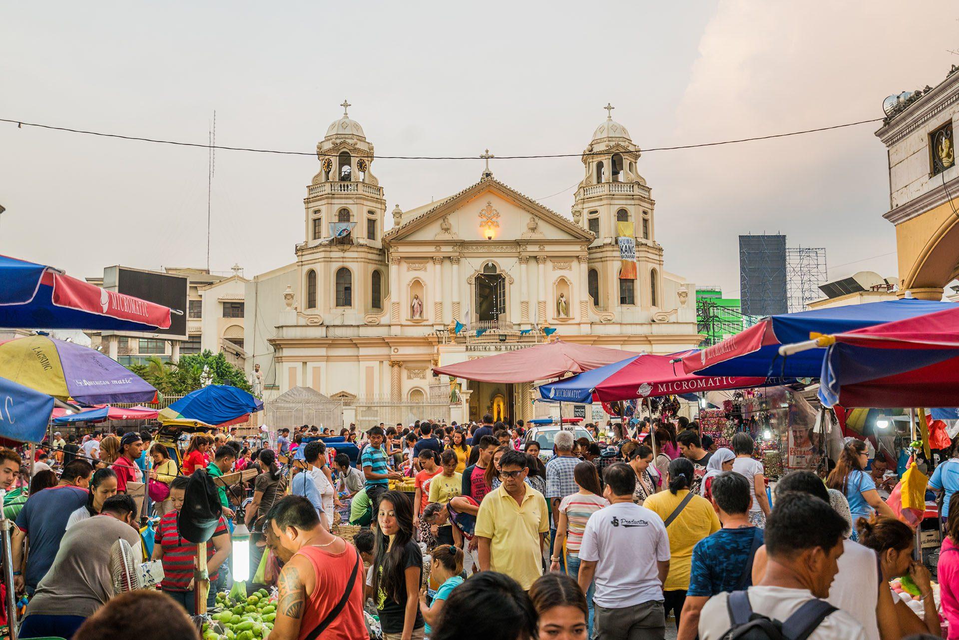 Destination gay de Manille