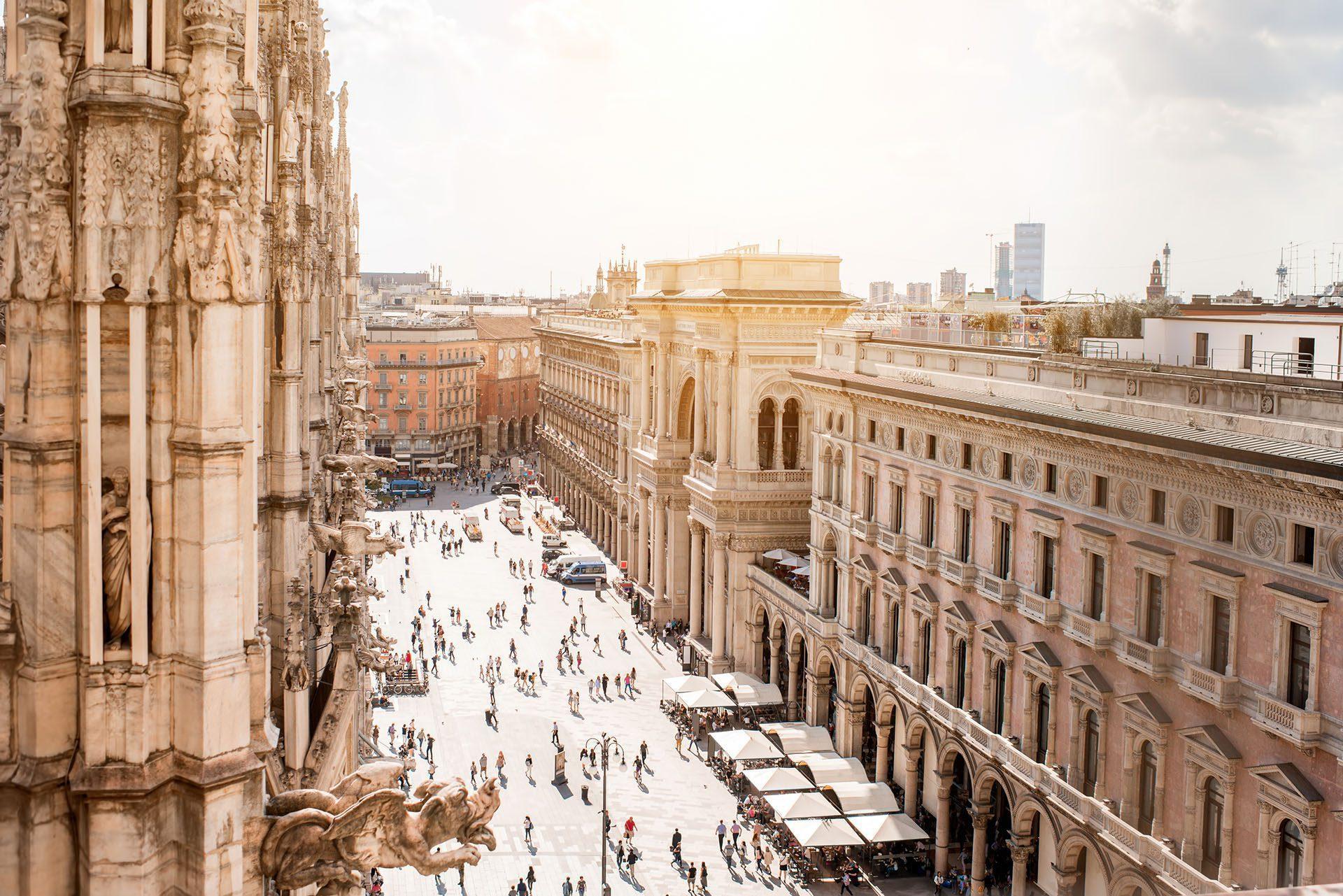 Destination gay de Milan