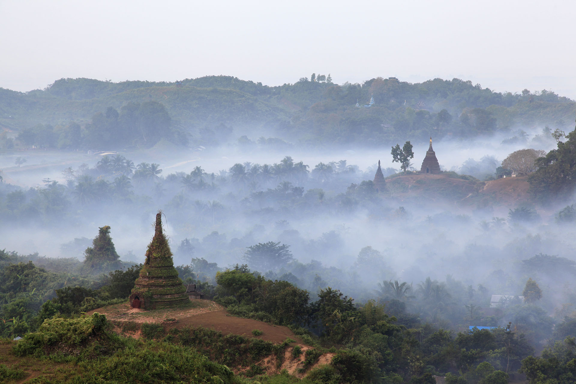 Destination gay de Mrauk-U