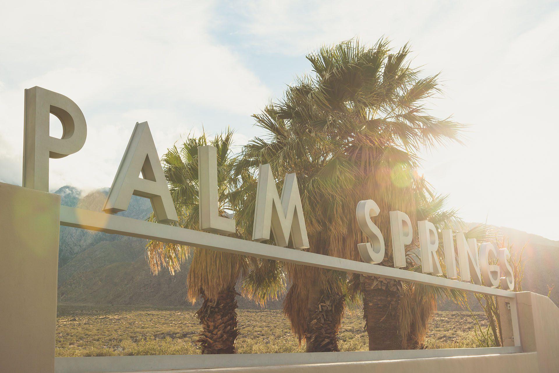 Destination gay de Palm Springs