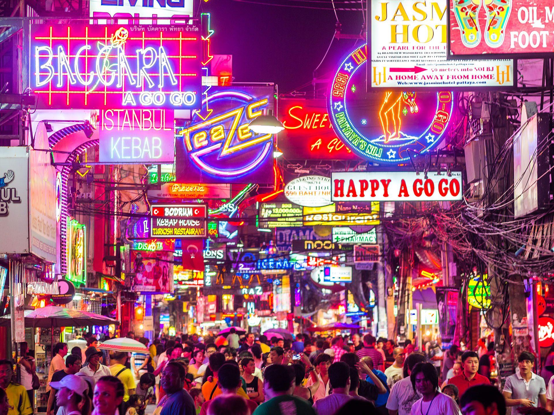 Destination gay de Pattaya