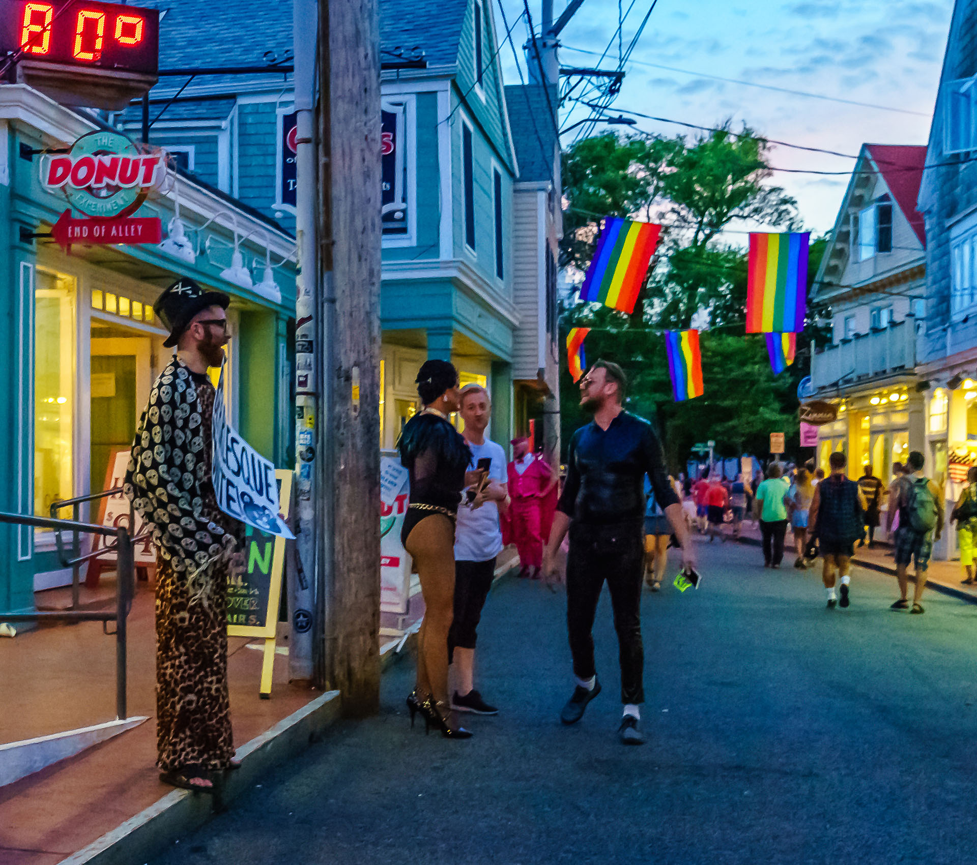 Destination gay de Provincetown