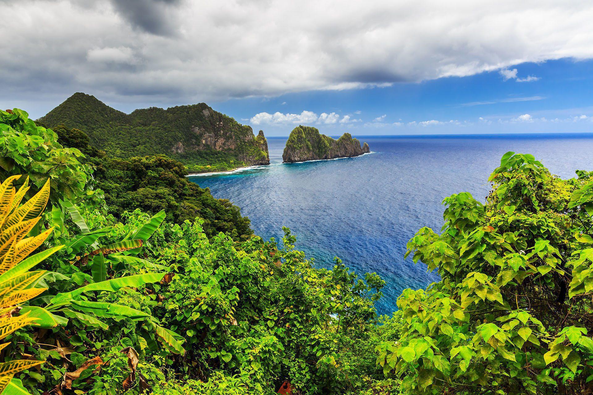 Destination gay des îles Samoa américaine